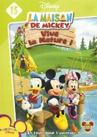 """Mickey Mouse Clubhouse"" - French DVD movie cover (xs thumbnail)"