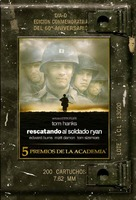 Saving Private Ryan - Argentinian DVD movie cover (xs thumbnail)