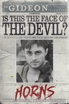 Horns - Movie Poster (xs thumbnail)
