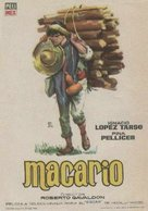 Macario - Spanish Movie Poster (xs thumbnail)