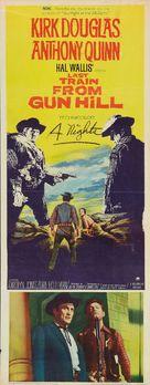 Last Train from Gun Hill - Movie Poster (xs thumbnail)