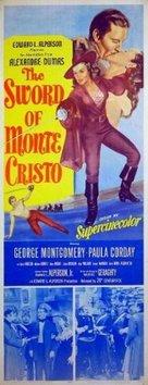 The Sword of Monte Cristo - Movie Poster (xs thumbnail)