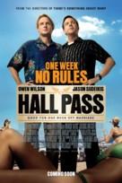 Hall Pass - British Movie Poster (xs thumbnail)