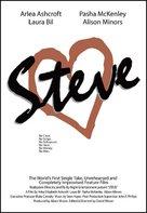 Steve - Canadian Movie Poster (xs thumbnail)