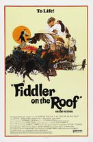 Fiddler on the Roof - Movie Poster (xs thumbnail)