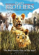 Two Brothers - DVD cover (xs thumbnail)