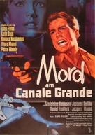 Agent spécial à Venise - German Movie Poster (xs thumbnail)