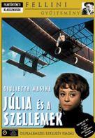 Giulietta degli spiriti - Hungarian Movie Cover (xs thumbnail)