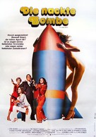 The Nude Bomb - German Movie Poster (xs thumbnail)