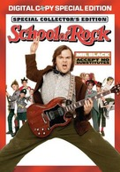 The School of Rock - DVD cover (xs thumbnail)