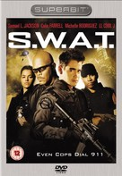 S.W.A.T. - British DVD movie cover (xs thumbnail)