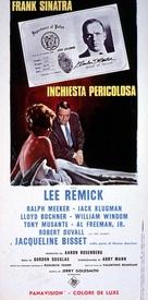 The Detective - Italian Movie Poster (xs thumbnail)