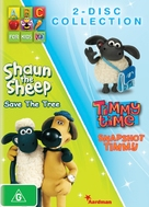 """Shaun the Sheep"" - Australian DVD movie cover (xs thumbnail)"