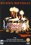 Bloody Birthday - British DVD cover (xs thumbnail)