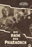 The Mummy - German poster (xs thumbnail)