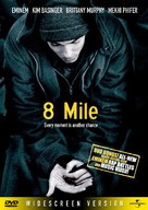 8 Mile - DVD cover (xs thumbnail)