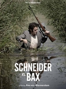 Schneider vs. Bax - Dutch Movie Poster (xs thumbnail)