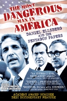 The Most Dangerous Man in America: Daniel Ellsberg and the Pentagon Papers - DVD cover (xs thumbnail)