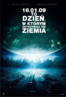 The Day the Earth Stood Still - Polish Movie Poster (xs thumbnail)
