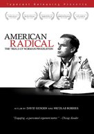 American Radical: The Trials of Norman Finkelstein - DVD movie cover (xs thumbnail)