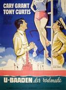 Operation Petticoat - Danish Movie Poster (xs thumbnail)