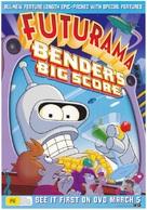 Futurama: Bender's Big Score! - Australian Video release movie poster (xs thumbnail)