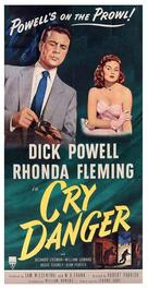 Cry Danger - Movie Poster (xs thumbnail)