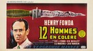 12 Angry Men - Belgian Theatrical poster (xs thumbnail)