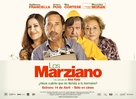 Los Marziano - Argentinian Movie Poster (xs thumbnail)