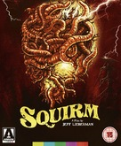 Squirm - British Movie Cover (xs thumbnail)