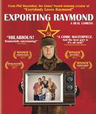 Exporting Raymond - Blu-Ray cover (xs thumbnail)