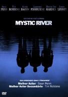 Mystic River - Portuguese DVD movie cover (xs thumbnail)