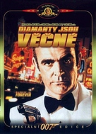 Diamonds Are Forever - Czech Movie Cover (xs thumbnail)