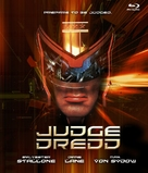 Judge Dredd - Blu-Ray cover (xs thumbnail)