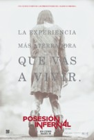 Evil Dead - Colombian Movie Poster (xs thumbnail)