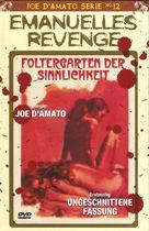 Emanuelle e Françoise le sorelline - German DVD cover (xs thumbnail)
