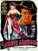 The Rawhide Years - French Movie Poster (xs thumbnail)