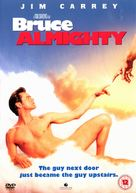Bruce Almighty - British DVD cover (xs thumbnail)
