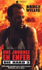 Die Hard: With a Vengeance - French VHS movie cover (xs thumbnail)