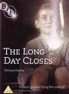 The Long Day Closes - British Movie Cover (xs thumbnail)