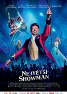 The Greatest Showman - Czech Movie Poster (xs thumbnail)