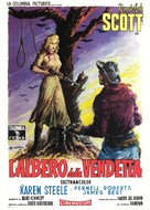 Ride Lonesome - Italian Movie Poster (xs thumbnail)