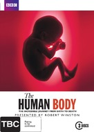 """""""The Human Body"""" - New Zealand DVD movie cover (xs thumbnail)"""
