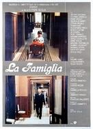 La famiglia - Italian Movie Poster (xs thumbnail)
