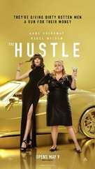 The Hustle - Singaporean Movie Poster (xs thumbnail)