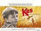 Kes - British Movie Poster (xs thumbnail)