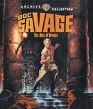 Doc Savage: The Man of Bronze - Movie Cover (xs thumbnail)