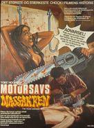 The Texas Chain Saw Massacre - Danish Movie Poster (xs thumbnail)