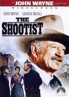 The Shootist - DVD movie cover (xs thumbnail)