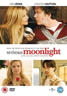 Serious Moonlight - British DVD movie cover (xs thumbnail)